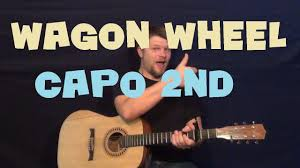Wagon Wheel Strumming Pattern