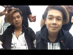 xander ford before and after. xander ford is back on ig live showing his before and after look! (december 8, 2017)