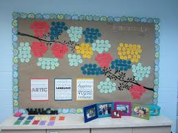 office board ideas. creative tree blossom bulletin board idea can be repurposed for lots of different ideas office a