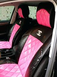 pink car seat covers sets whole luxury diamond universal automobile leather car seat cover cushion