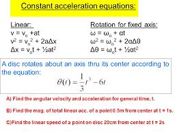 rotational physics equations jennarocca