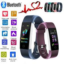 <b>Smart</b> Sports <b>Wristband</b> Activity <b>Fitness Tracker</b> IP67 Waterproof ...