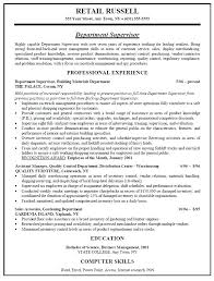 Objective For Retail Resume Retail Resume Objective Sample Sample Retail Resume Objectives 43