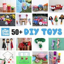 50 diy toys for kids