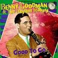 Benny Goodman and His Rhythm Makers