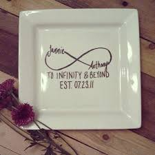 personalised dinner plates nz. personalized wedding date porcelain dinner plate to by alderlane personalised plates nz