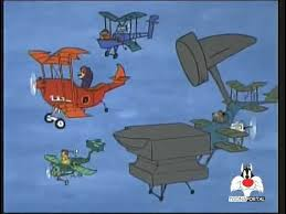 wacky races stop that pigeon you