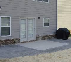 extending concrete patio with slab pavers jpg 902 791 backyard throughout extend idea 10
