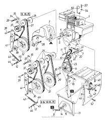 White 10 28 snowblower parts diagram white tractor engine and diagram white 10 28 snowblower parts