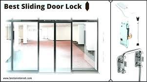how to fix sliding door lock how to fix latch on sliding glass door new sliding