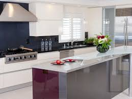 Small Contemporary Kitchens Kitchen Marvelous Black White Wooden Kitchen Cabinet With