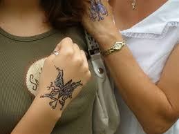 Dočasné Tetování Ruční