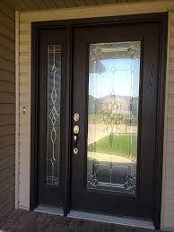 front french doorsTraditional Front Door with French doors  exterior brick floors