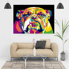 5d Diamond Painting Engelse Mini Bulldog Mystio Nl