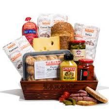 zabar s gift baskets new york city zabar s deli