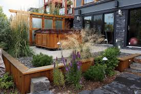 Image Fence Privacyscreenbackyardhottub Ananda Landscapes Outdoor Privacy Screens Have Double Benefits Ananda Landscapes