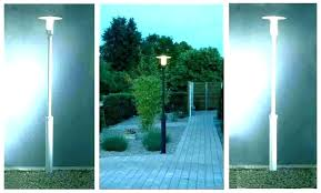 light lamp post fixture solar