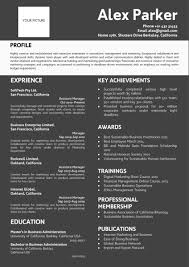 Professional Dark Background Resume Black White Color Word Resume