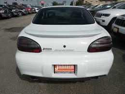 White Pontiac Grand Prix In Nebraska For Sale ▷ Used Cars On ...