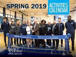 Activities Calendar Student Affairs