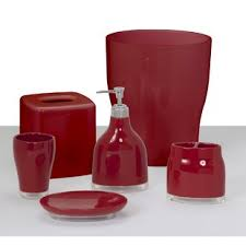 red glass bathroom accessories. Save Red Glass Bathroom Accessories X