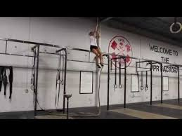 rope climb crossfit exercise guide