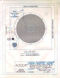 fantastic fan thermostat wiring diagram fantastic fantastic vent parts information on fantastic fan thermostat wiring diagram