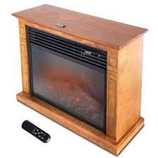 infrared fireplace large wood electric