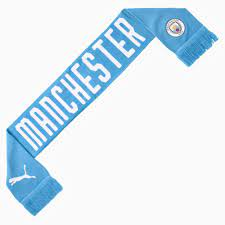 Man City DNA Fan Scarf | PUMA Manchester City