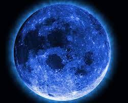 Blue Moon Wallpaper HD on WallpaperSafari