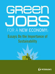 essays on sustainability cheap the importance of sustainability the importance of green jobs for a new economy essays