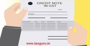 Debit Note Letter Sample Delectable Credit Note In GST All You Want To Know
