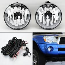 2008 Toyota Sequoia Fog Lights Details About Fog Lights W Wiring Pair Rh Lh For Toyota Tacoma Tundra Sequoia Solara