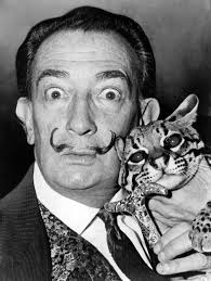 salvador dali and his ocelot album on ur salvador dali and his ocelot