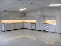 garage storage cabinets. light gray aluminum garage storage cabinets by moduline
