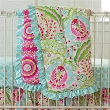 crib comforter girl nursery bedding