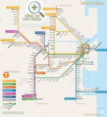 sydney maps top tourist attractions