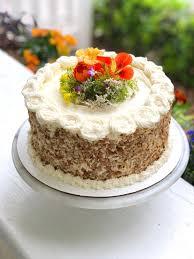 Coconut Pecan Rainbow Carrot Cake This Seasons Table