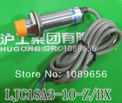 popular proximity switch cable buy cheap proximity switch cable Plug 3 Wire Bx Switche capacitive proximity switch ljc18a3 10 z bx 18mm diameter,cable length 20