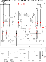 schematic here first suzuki usage 1995 mpi has solid lifters the g13ba is dohc and seen on swifts but not metro s