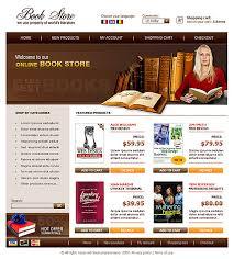 Free Bookstore Website Template Book Website Design Templates 30 Book Store Website Themes Templates