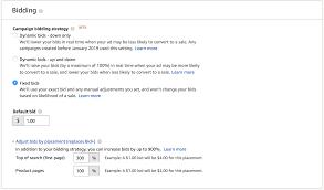 Your Bids Understanding Amazon Dynamic Bids Blog By Sellozo