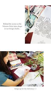 Sustainable Print Design A Nomads Print Story Our Magical Prints Print Design