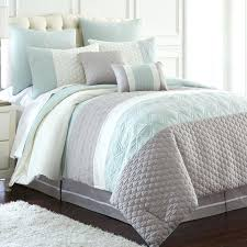 Image Of Quilt Bedding Sets Red Quilt Cover Sets King Size ... & ... Discount Quilt Sets King Size Quilt Bedding Sets King Size Modern  Embroidered Oversized Aqua Grey White ... Adamdwight.com