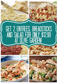 olive garden one take one deal