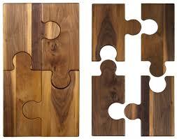Wish List: Puzzle Cutting Board