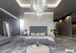 classy gray master bedroom idea