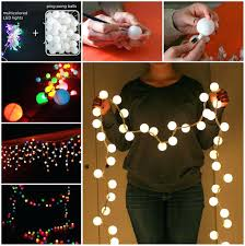 ping pong lighting. Diy Party Lighting How To Make Ping Pong Lights For A Crafts Ideas Outdoor T