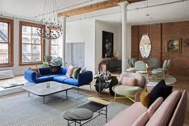 New York Loft Interior Design Studiolav Eclectically Renovates A New York Loft To Reflect
