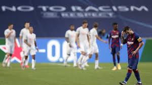 Барселона» – «Бавария» – 2:8, обзор матча Лиги чемпионов, 14 августа 2020  года - Чемпионат